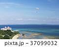 ハンググライダー体験 沖縄 知念岬公園 37099032