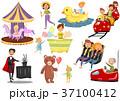 楽しみ 娯楽 遊戯のイラスト 37100412
