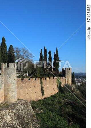 トマール城の城壁 37103886