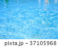 水面 紋様 素材の写真 37105968
