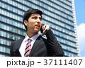 ビジネスマン ビジネス 電話の写真 37111407