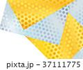 金色 銀色 模様のイラスト 37111775