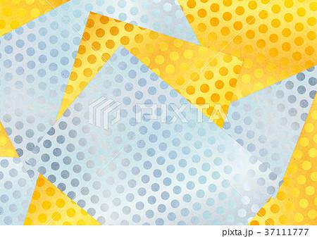 フレーム テクスチャー 金色 銀色 37111777