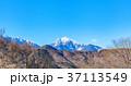 韮崎市内から見る甲斐駒ケ岳 37113549