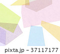コラージュ 背景素材 模様のイラスト 37117177