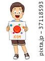 子供 男の子 男児のイラスト 37118593