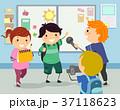 ドラマー キッズ 子供のイラスト 37118623