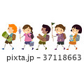 ドラマー キッズ 子供のイラスト 37118663