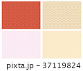 japanese pattern gold Vector 37119824
