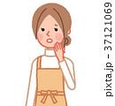 女性 主婦 困るのイラスト 37121069
