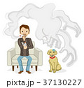 喫煙リスク ペット 37130227