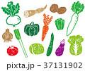 ハンコ風の野菜セット 37131902