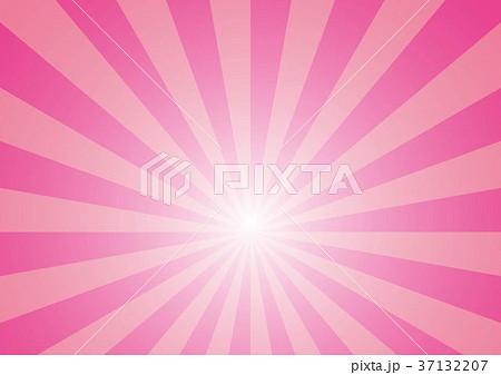 放射線の背景(ピンク) 37132207