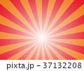 放射線 背景 壁紙のイラスト 37132208