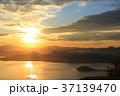 朝日 風景 北海道の写真 37139470