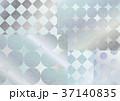 銀色 模様 テクスチャーのイラスト 37140835
