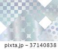 銀色 模様 テクスチャーのイラスト 37140838
