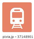 交通広告 ピクトグラム アイコンのイラスト 37148901