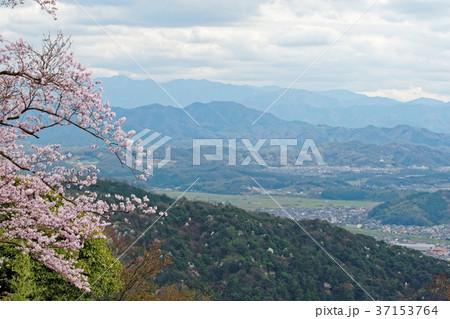 久松山から鳥取の町並み 南東側 37153764