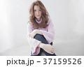 ヘアスタイル ミディアム 女性の写真 37159526