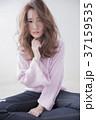 ヘアスタイル ミディアム 女性の写真 37159535