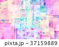 コラージュ テクスチャー 背景素材のイラスト 37159889