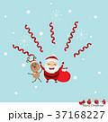 クリスマス クラウス イラストのイラスト 37168227
