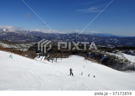 草津国際スキー場 - 青葉山ゲレンデ(2) 37172859