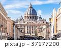 ローマ バチカン市国 大聖堂の写真 37177200