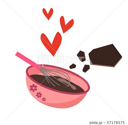 チョコレート作り 37178375