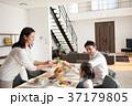 家族 ライフスタイル 朝食の写真 37179805