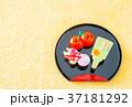 正月イメージ、和菓子 37181292