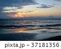 富士山 海 風景の写真 37181356