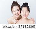 ビューティー 美容 親子の写真 37182805