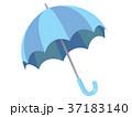 傘 雨傘 雨具のイラスト 37183140