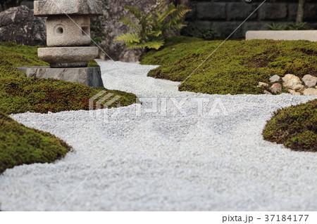 日本庭園の白州 37184177
