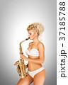 ミュージシャン 音楽家 ジャズの写真 37185788