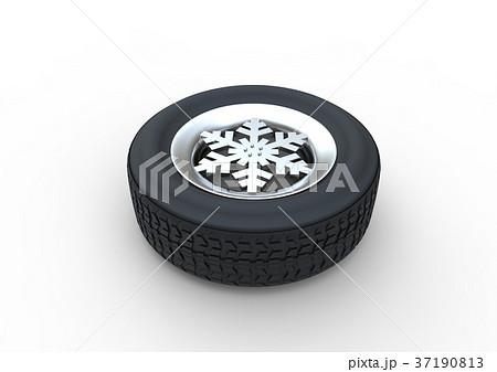 Snowflake Winter Tyre 37190813