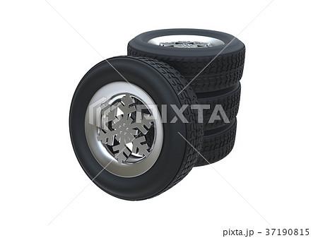 Snowflake Winter Tyre 37190815