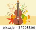 Autumn object illustration - pumpkin, flowes, guitar, book, postcard and etc. 010 37203300