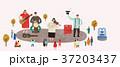 イラストレーション 楽しい 喜びのイラスト 37203437