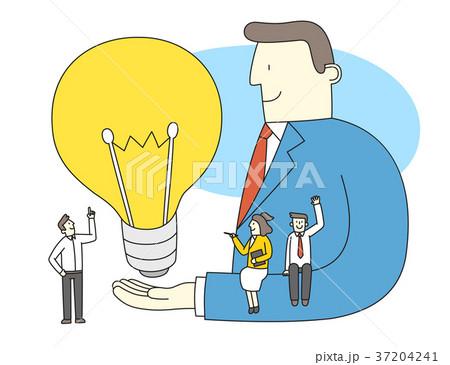 Leadership concept 010 37204241