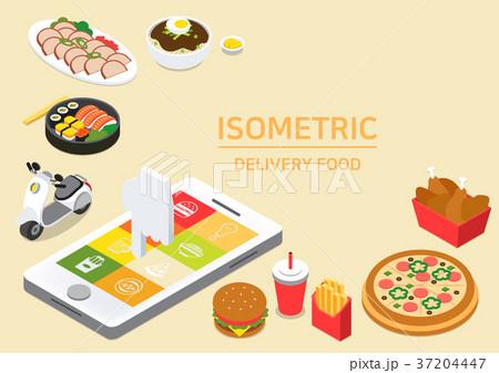 Isometric city  011 37204447