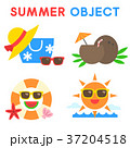 Set of Summer object 015 37204518
