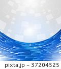 青 青い 技術のイラスト 37204525