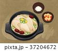 Korean food illustration 007 37204672