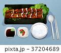 料理 うなぎ ウナギのイラスト 37204689