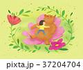 イラスト 挿絵 動物のイラスト 37204704