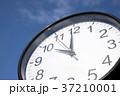 時計 壁時計 アナログ時計の写真 37210001