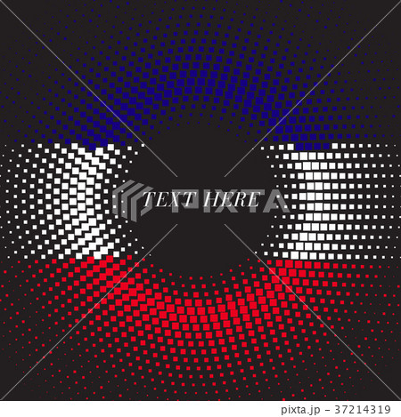 Half tone world country national flag background 37214319